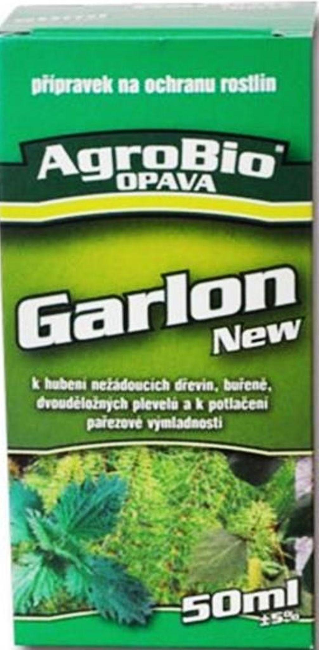 AgroBio Garlon New 50 ml, k hubení nežádoucích dřevin