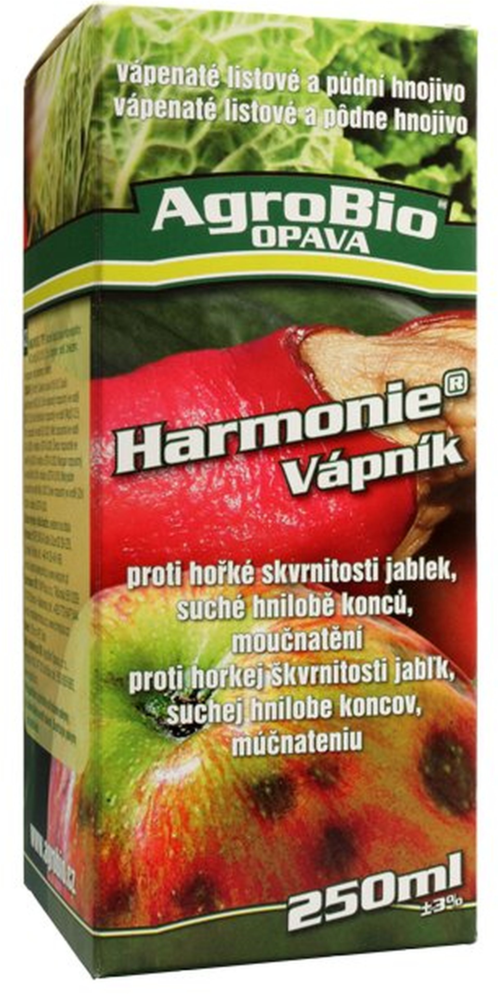 AgroBio HARMONIE Vápník 250 ml