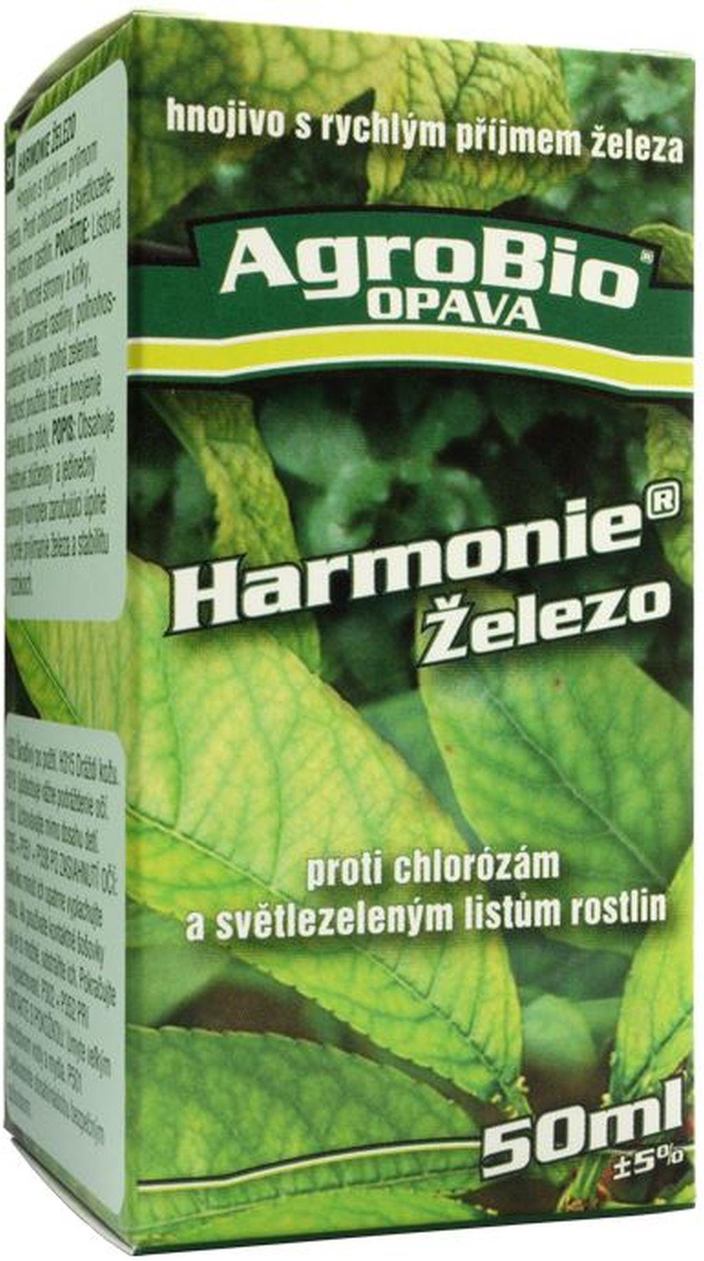 AgroBio HARMONIE Železo 50 ml