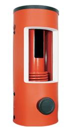 DRAŽICE NAD 250 v1 Akumulační nádrž bez vnitřního zásobníku 110980391