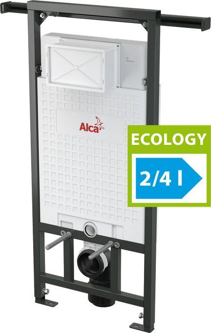 ALCAPLAST Jádromodul 120 - předstěnový instalační systém, Ecology A102/1200E