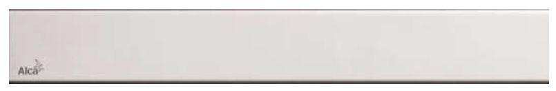 ALCAPLAST SOLID rošt 750 mm pro liniový podlahový žlab, nerez-mat SOLID-750M