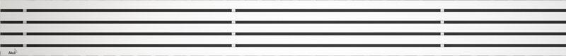 ALCAPLAST STREAM Rošt pro liniový podlahový žlab 750mm, nerez-mat STREAM-750M