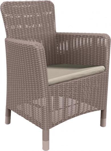 ALLIBERT TRENTON zahradní židle, Cappuccino 17202798