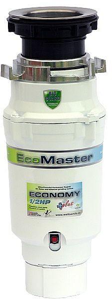 EcoMaster ECONOMY Plus drtič odpadu