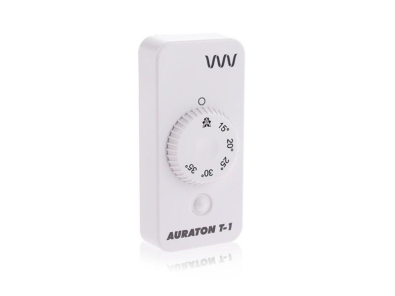 AURATON T-1 manuální termostat bez příjmače