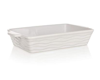 BANQUET Zapékací forma obdélníková 30x17cm Culinaria White 60ZF03