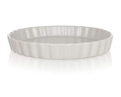 BANQUET BANQUET Zapékací forma kulatá 28,5cm Culinaria White 60ZF13