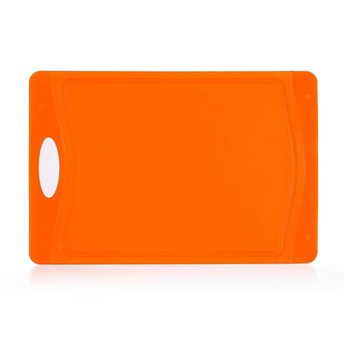 BANQUET DUO Orange Prkénko krájecí plastové 29 x 19,5 x 0,85 cm 12FH9016O