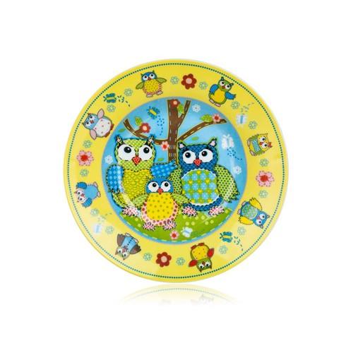 BANQUET OWLS Talíř dětský hluboký 20 cm 60301000