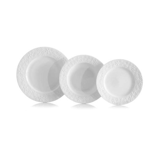 BANQUET BLANCHE 12D Jídelní sada talířů 60310500