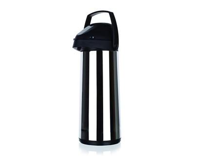 BANQUET Nerezová termoska s pumpou Culinaria 1,9L, černá OK 4819KSA0B-A