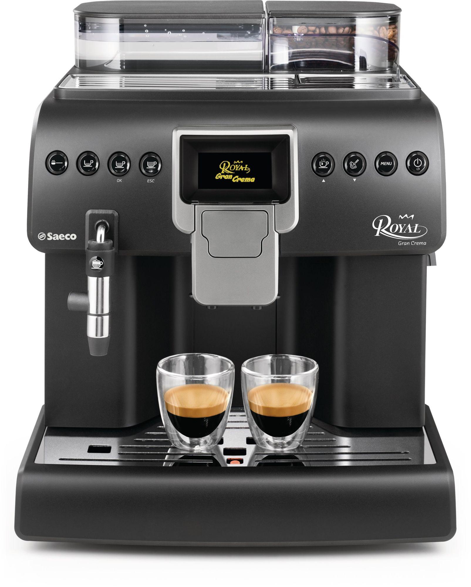 Royal Gran Crema automatický kávovar 1993018