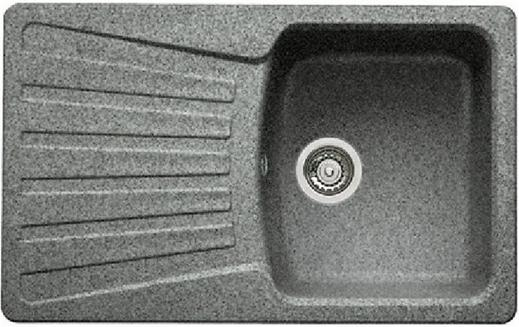BLANCO Nova 45 S dřez Silgranit aluminium 511696