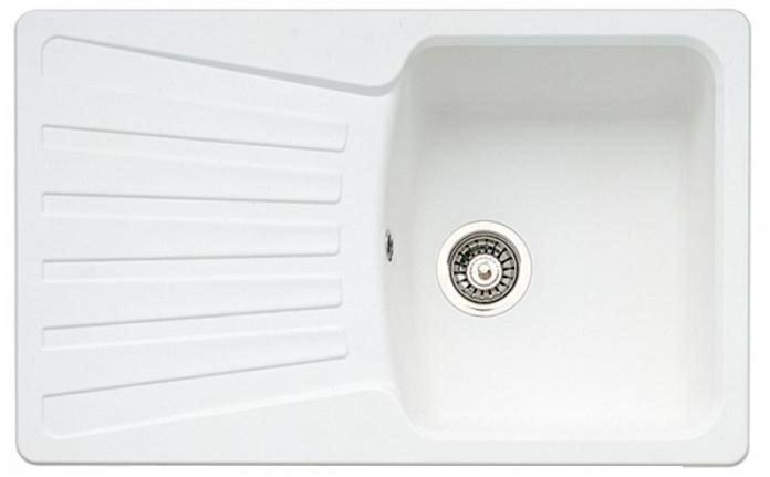 BLANCO Nova 45 S dřez Silgranit bílá 510438