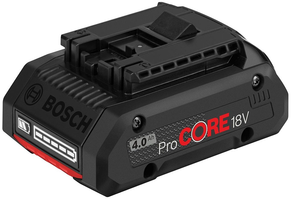 BOSCH ProCORE18V 4.0Ah Li-Ion Professional akumulátor 1600A016GB