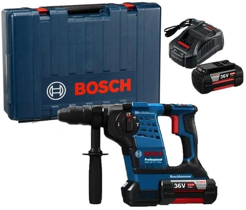 BOSCH GBH 36 V-LI Plus Akumulátorové vrtací kladivo 0611906003