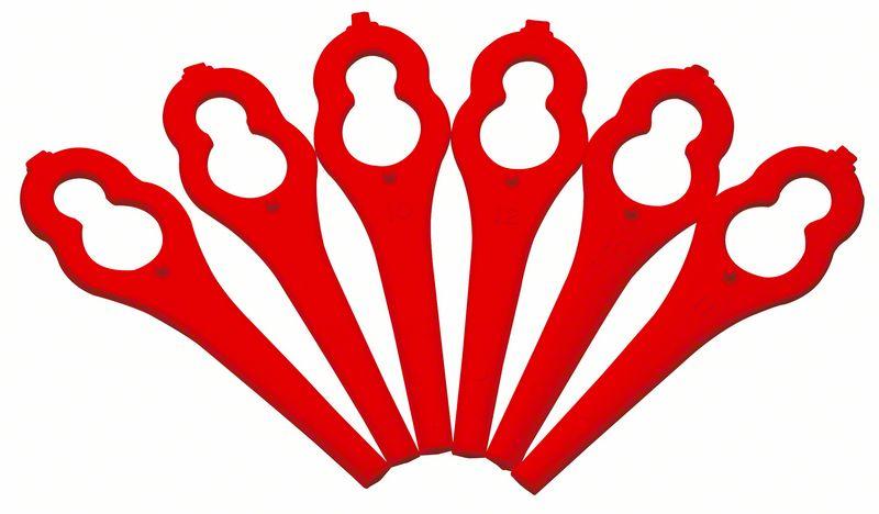 BOSCH ART bezpečnostní plastové nože (24ks) 26cm F.016.800.183