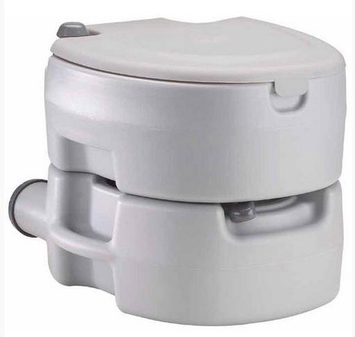 CAMPINGAZ Chemická toaleta PORTABLE FLUSH WC large, odpadní nádrž 20L 205239