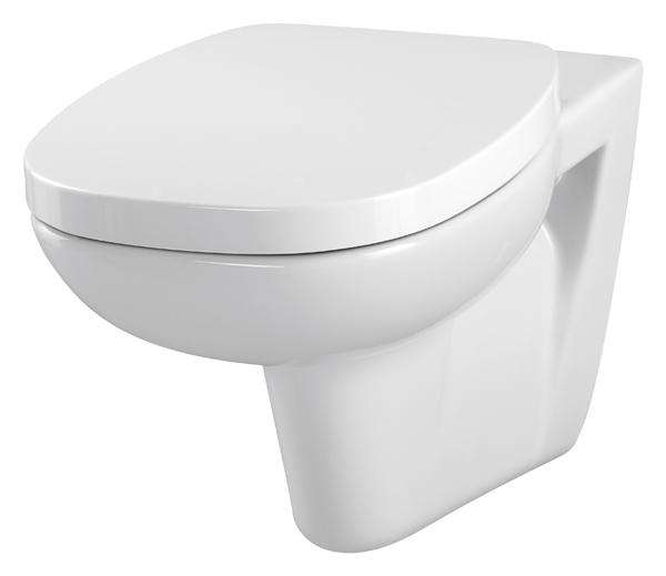 CERSANIT FACILE závěsná WC mísa K30-010