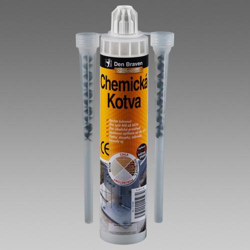 DEN BRAVEN POLYESTER chemická kotva 380 ml