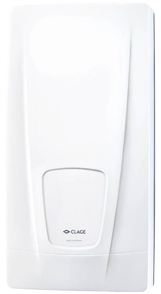 CLAGE DBX18 NEXT BASITRONIC Průtokový ohřívač 18,0kW/400V3~ 3200-36118