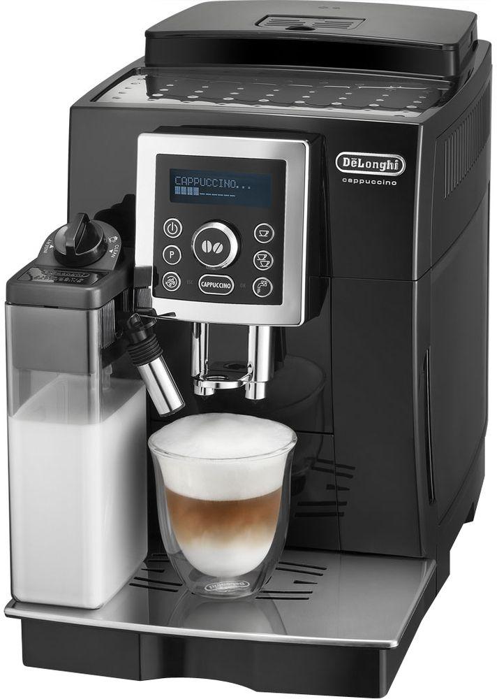 DeLonghi Plnoautomatický kávovar ECAM 23.460.B, černá 41001349
