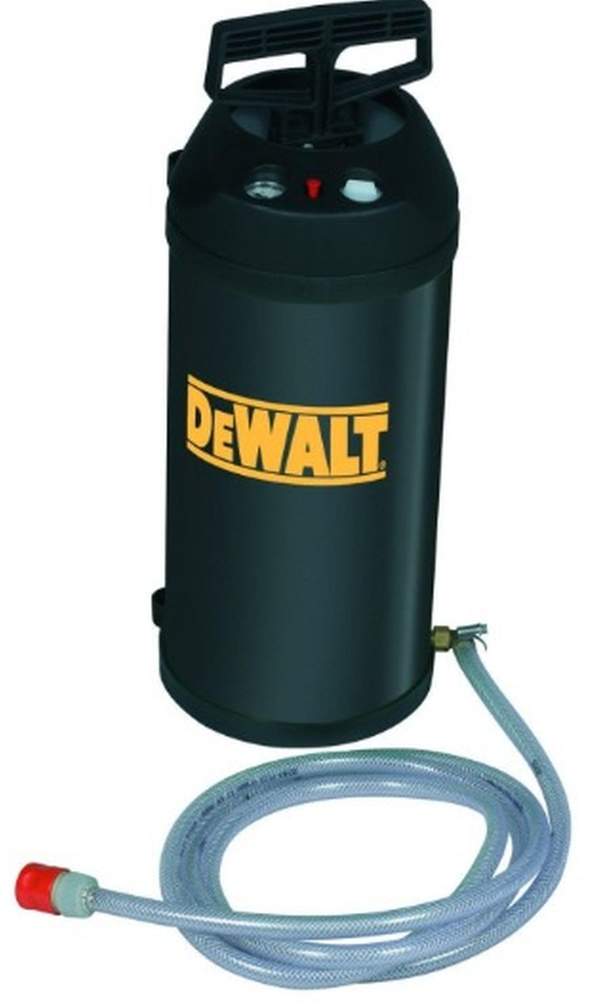 DeWALT D215824 Vodní pumpa ( čerpadlo ) 10 litrů pro vrtačky na mokré vrtání