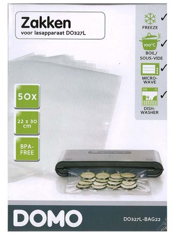 DOMO Sáčky malé do vakuové svářečky DO327L-BAG22