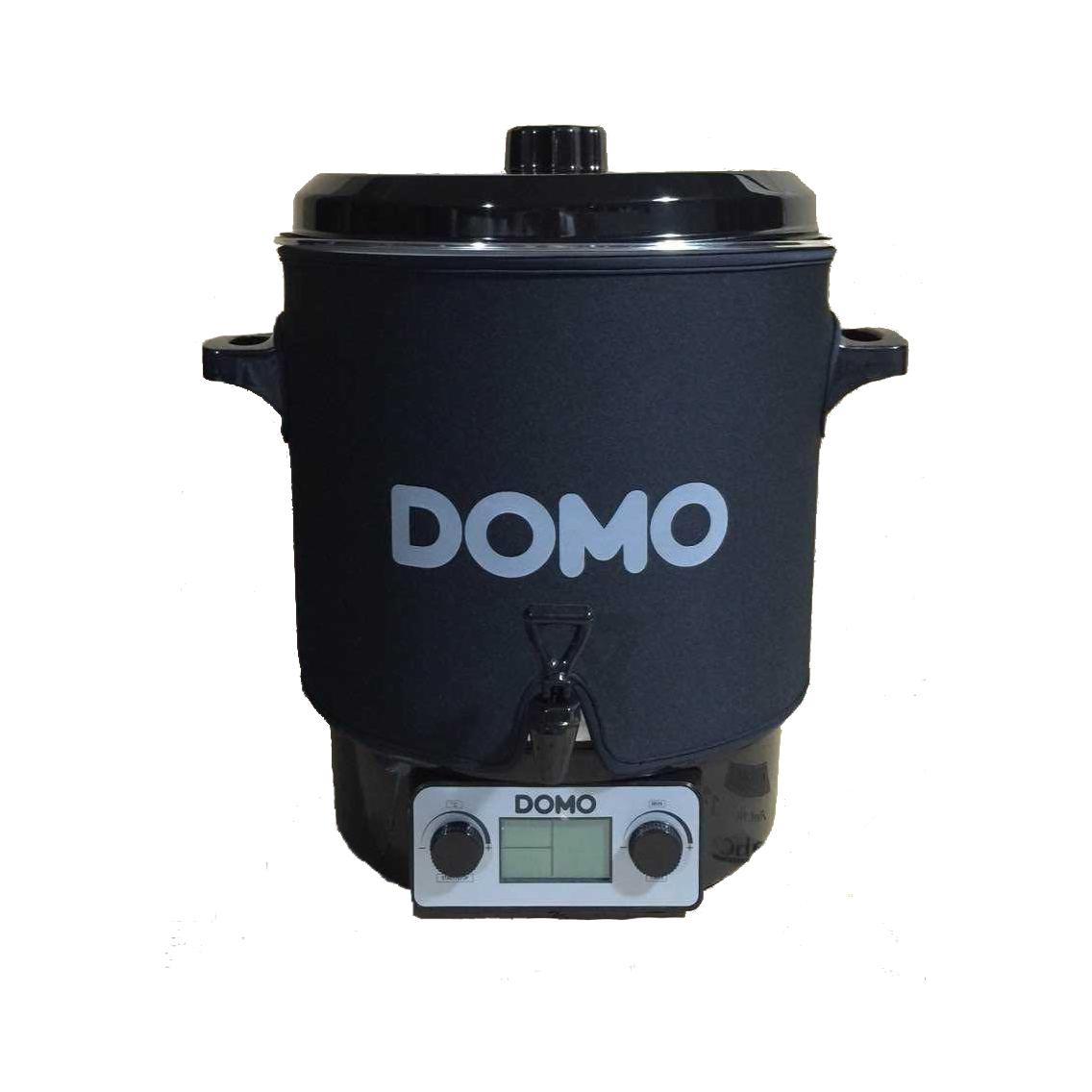 DOMO Zavařovací hrnec nerezový s termoobalem DO42325TO