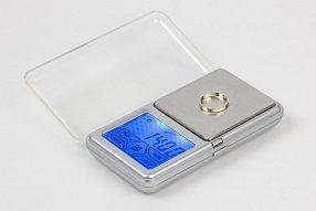 DOMO Laboratorní, zlatnická váha DO9096W