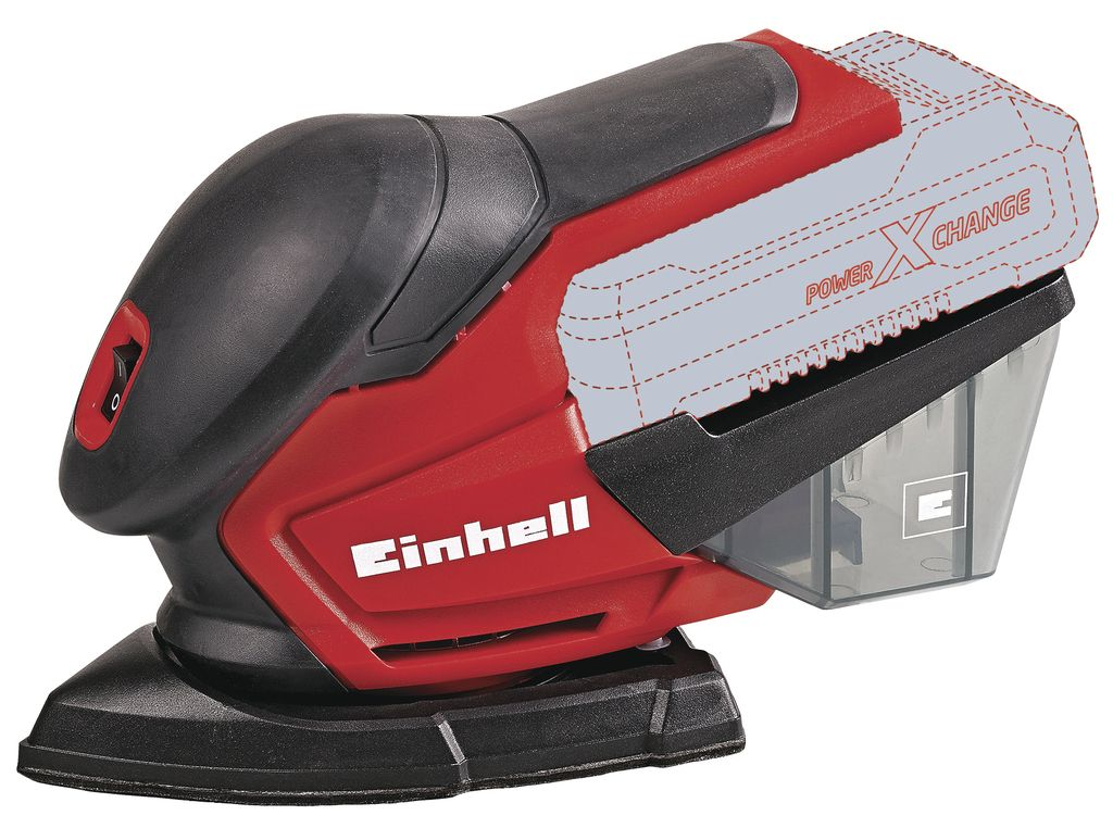 Einhell Expert Aku TE-OS 18 Li bruska vibrační (bez baterie) 4460710