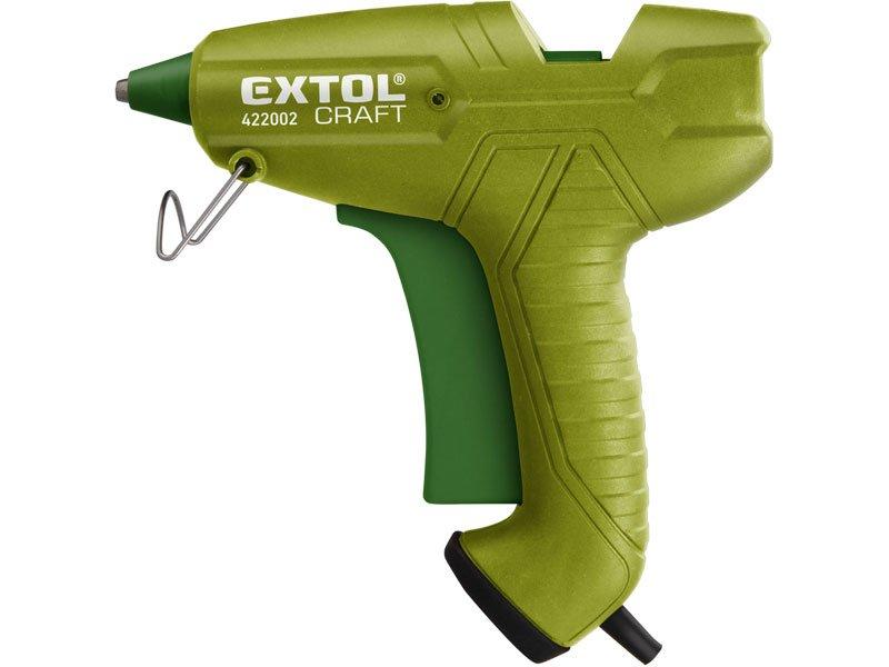 EXTOL CRAFT pistole tavná lepící, 11mm, 65W 422002