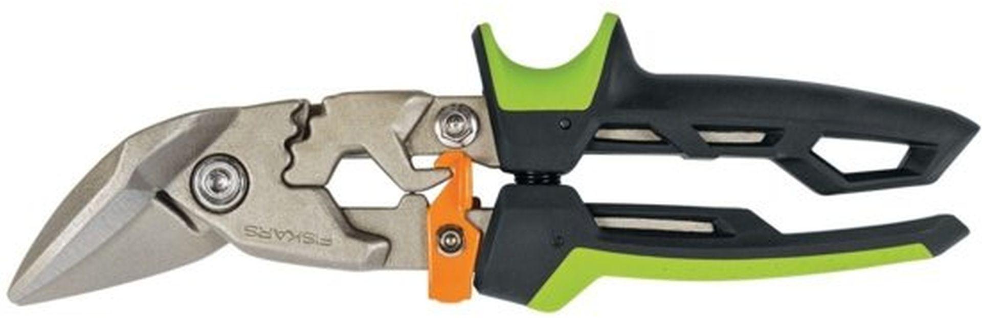 Fiskars PowerGear™ nůžky na plech offsetové pravé 1027210