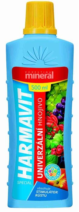 FORESTINA Mineral Harmavit speciál 500ml - obsahuje stimulátor růstu 1219036