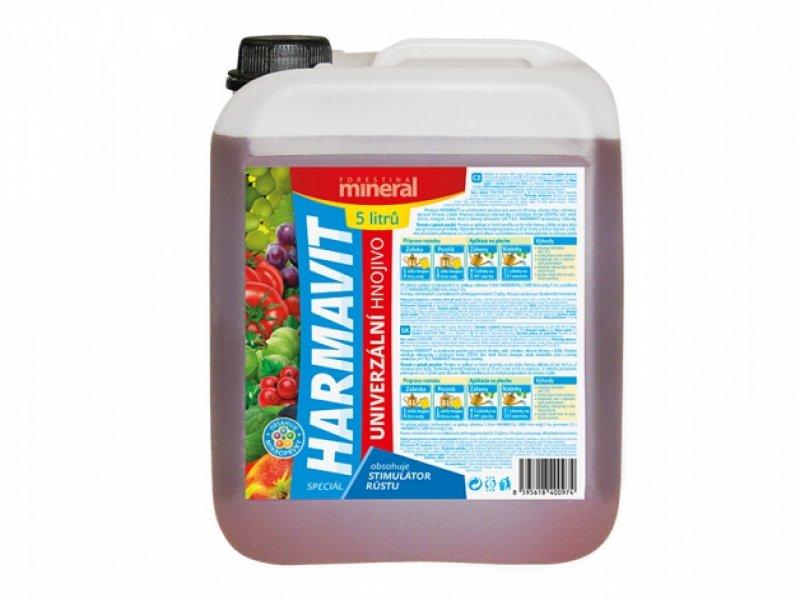 FORESTINA Mineral Harmavit speciál 5l - obsahuje stimulátor růstu 1219047