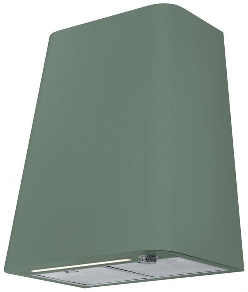 Franke Smart Deco FSMD 508 GN, odsavač par komínový, zelená 335.0530.200