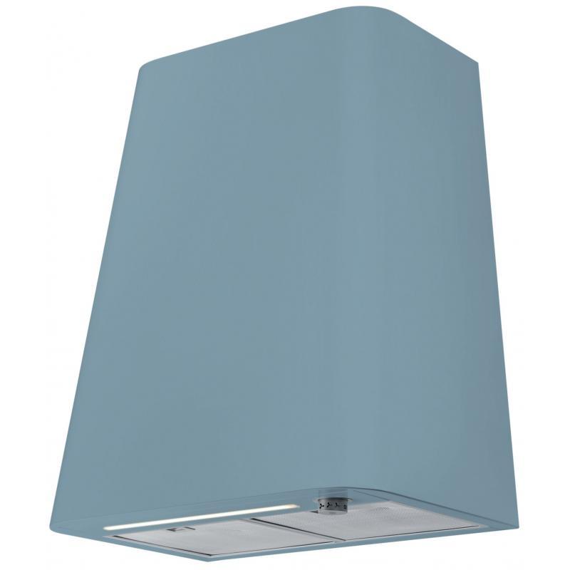 Franke Smart Deco FSMD 508 BL, odsavač par komínový, modrá 335.0530.203