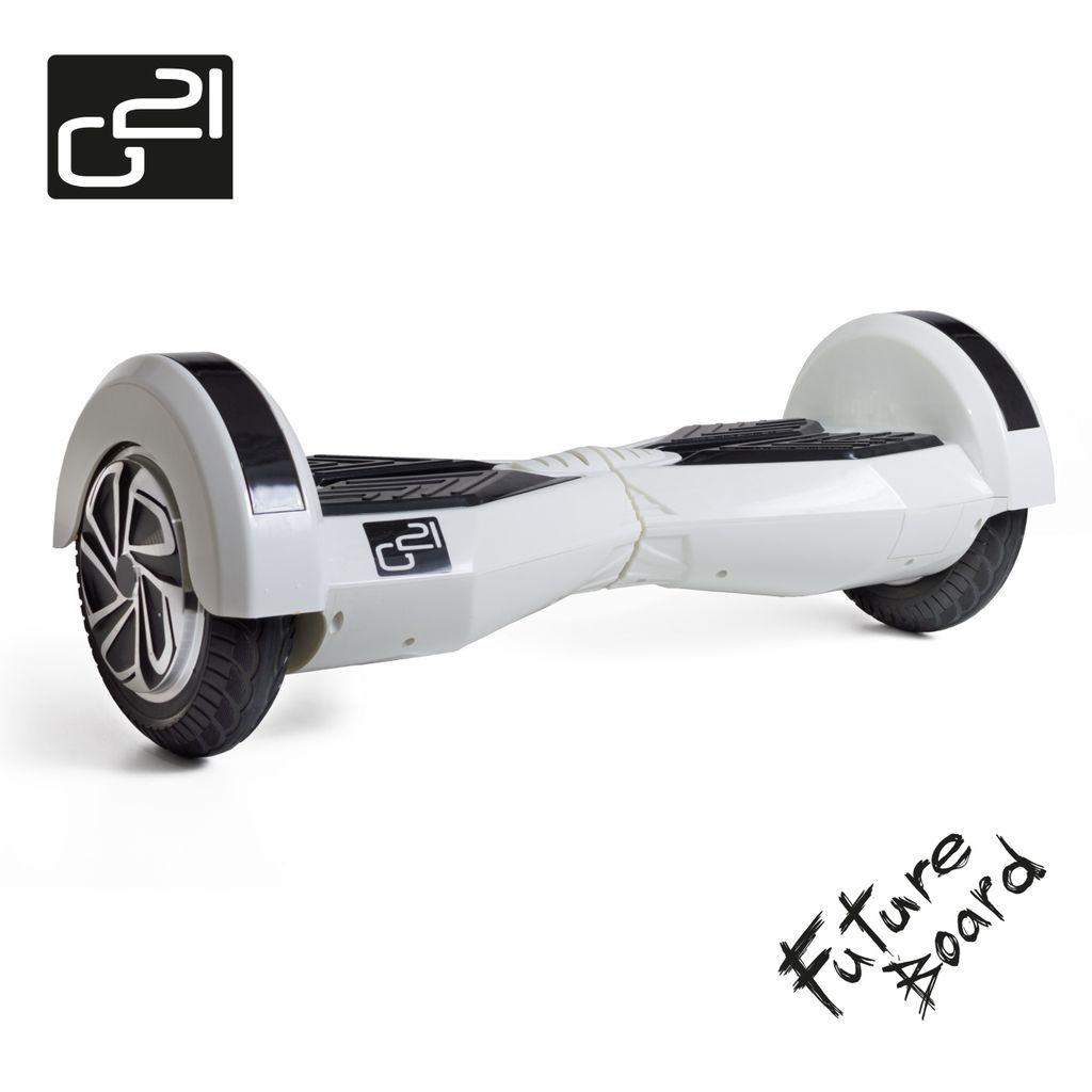 Future board G21 PRO samobalanční vozítko White 635203