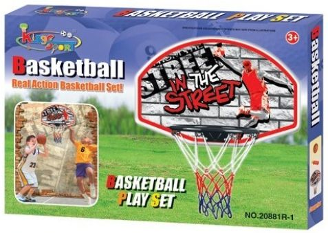 Hrací set G21 Basketbal 690685