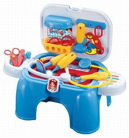 Hrací set G21 Dětský doktor 690723
