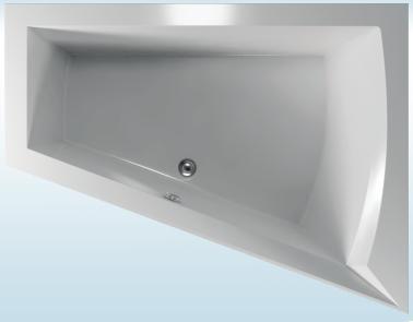 TEIKO Vana Galia P rohová 175 x 135 cm - HTP systém ECO HYDRO, pravá V210175R04T01211