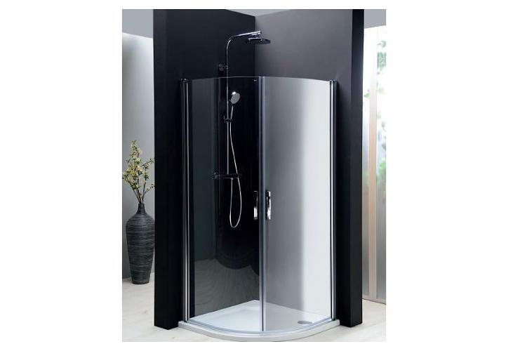 GELCO One sprchový kout čtvrtkruhový 90, sklo LINK GO5190R