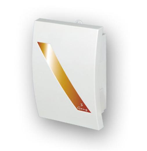 ELEKTROBOCK ZV2-3Gong elektronický drátový zvonek 0008