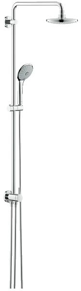 GROHE Euphoria sprchový systém 180mm, chrom 27421001