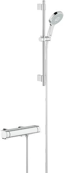 GROHE Grohtherm 2000 NEW termostatická sprchová baterie, DN 15, chrom 34281001