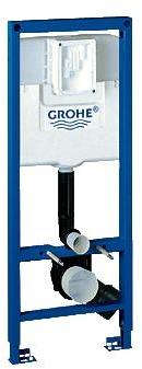 GROHE Rapid SL pro závěsné WC 38675001