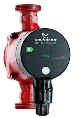 Grundfos ALPHA2 L 25-40 180 1x230 V 95047562 oběhové čerpadlo