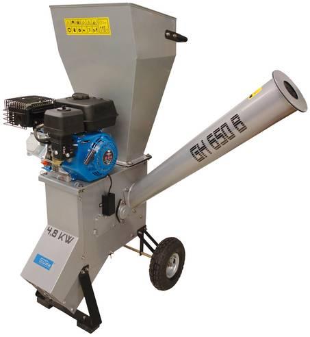 GÜDE GH 650 B motorový drtič zahradního odpadu 94360