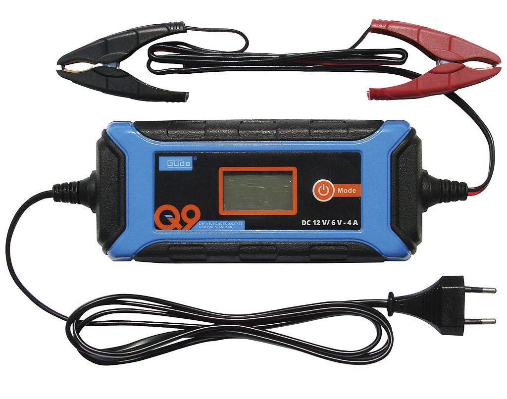 GÜDE GAB 4 A Automatická nabíječka baterií 85141